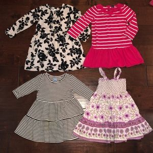 Toddler dresses bundle
